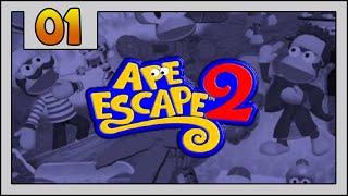pt br ape escape 2 ps2 ps4 01 o incio nostalgia pura