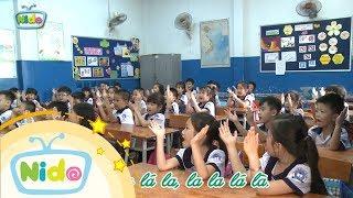 Bài hát tiểu học: Cùng Bạn Vui Múa Ca - Trường Tiểu Học Bành Văn Trân