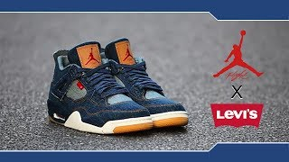 d589f34d690 how to customize jordan 4 x levis