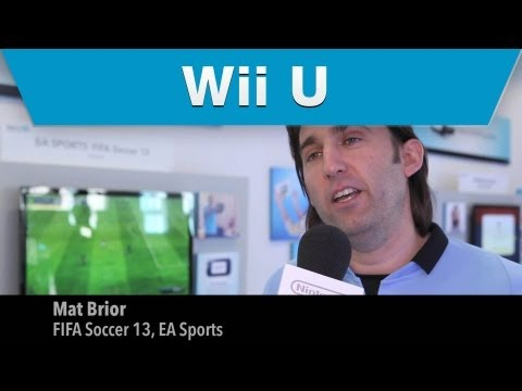 Wii U Preview - FIFA Soccer 13 Interview