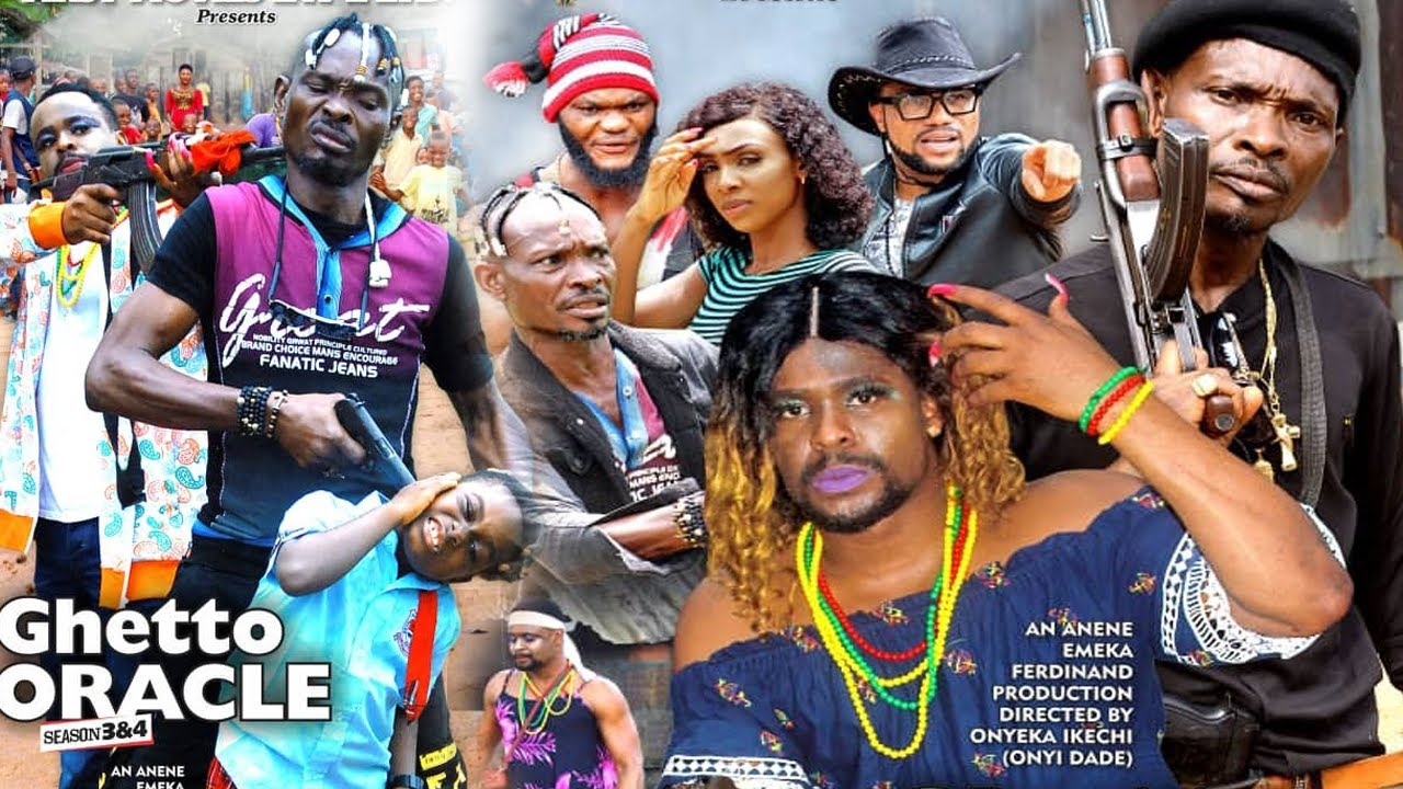 Download GHETTO ORACLE SEASON  6 (NEW HIT MOVIE) - ZUBBY MICHEAL|2020 LATEST NIGERIAN NOLLYWOOD MOVIE