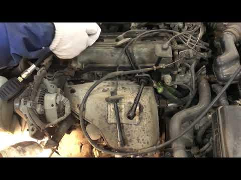 Двигатель Toyota для Carina E 1992-1997