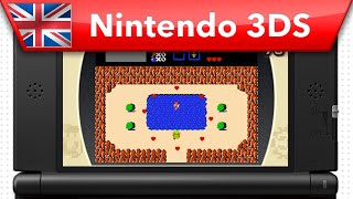 Ultimate NES Remix - The Legend of Zelda (Nintendo 3DS)