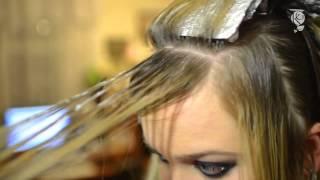 видео Как избавиться от мелирования волос