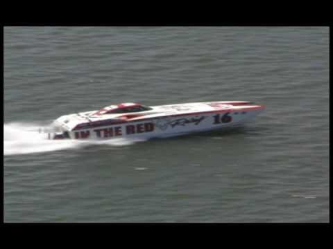 POPRA offshore cat race