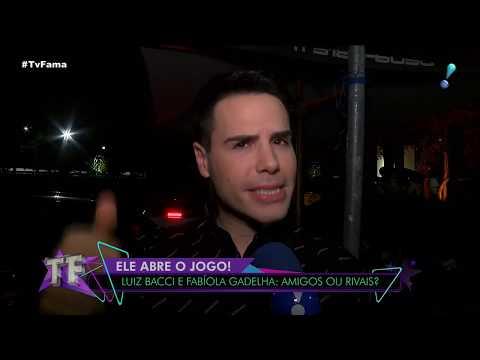 Luiz Bacci Nega Rumores De Rixa Com Fabíola Gadelha:
