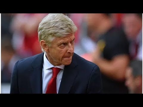 Arsenal legend Ian Wright claims Wenger was sacked at the Emirates Stadium