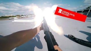 Mirror's Edge Real Life Parkour - Go Pro 4 thumbnail