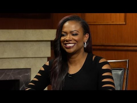 Kandi Burruss on how 'Housewives' producers generate drama | Larry King Now | Ora.TV