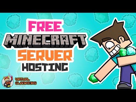 Free Minecraft Server Hosting! - VirtualGladiators.com