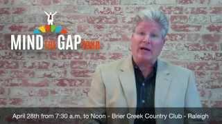 Mind the Gap Tour Gary Tomlinson