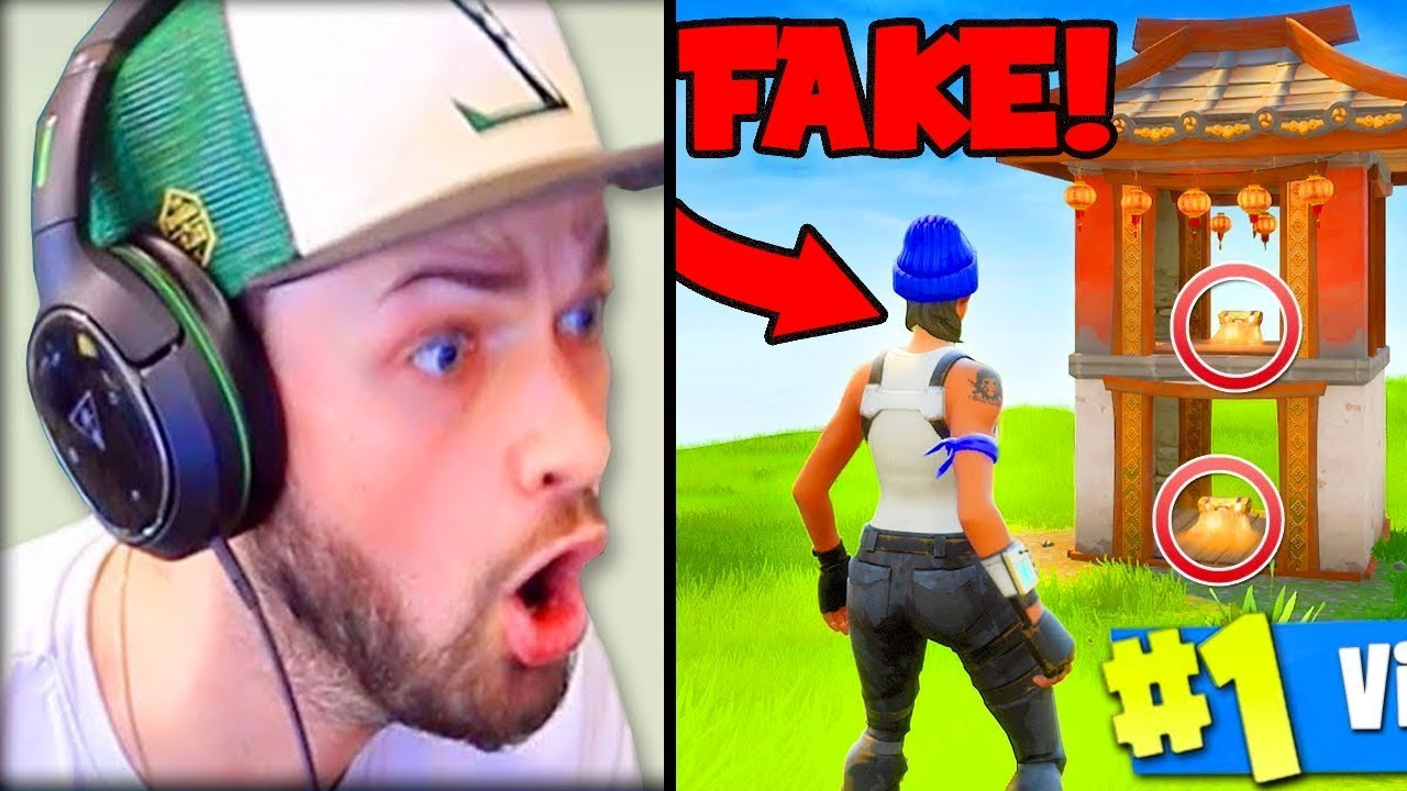 3 Fortnite Youtubers Caught Faking Fortnite Videos Tmartn Ali A
