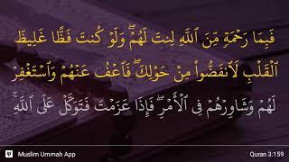 Gambar cover Al-'Imran ayat 159