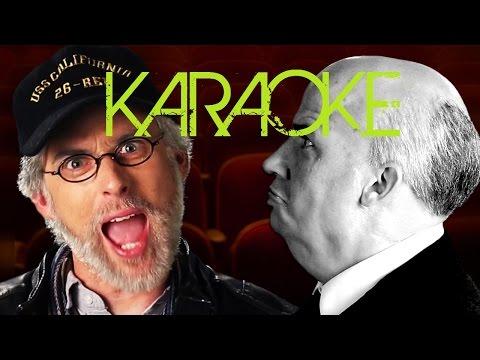 [Karaoke] Steven Spielberg vs Alfred Hitchcock | ERB Season 4