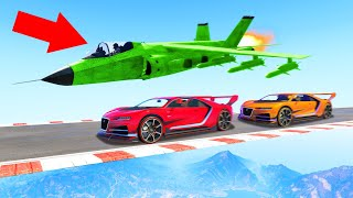 How To CHEAT And WIN Every RACE! (GTA 5 Funny Moments)