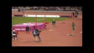 High Jump F42 - Paralympic Games London 2012 (Salto em Altura F42) Flavio Reitz