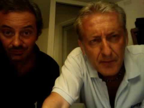 Alberto Olivero e Luca catanzaro interpretano Friendfeed/2