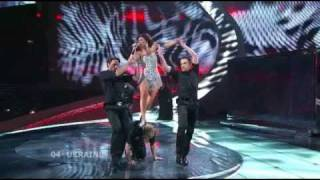 Ани Лорак - Shady.Lady.(Live.at.Eurovision.2008)