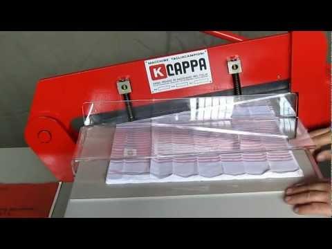Kappa srl - Textile pinking machine 51 L.mp4