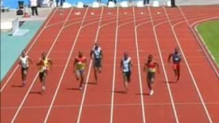 SM 100 Metres - 2008 Southern Champs