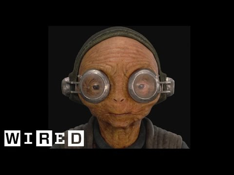 """Inside the Incredible Visual Effects of  """"Star Wars: The Force Awakens"""" 