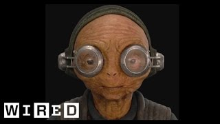 "Inside the Incredible Visual Effects of  ""Star Wars: The Force Awakens"" 