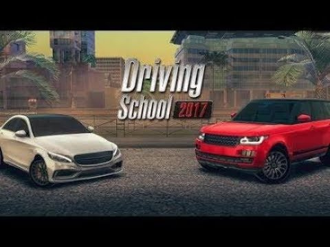 Hileli Araba Oyunu Driving School 2017 1 Youtube