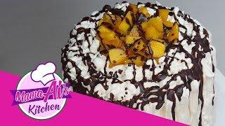 Creamy Mango Cake Delight