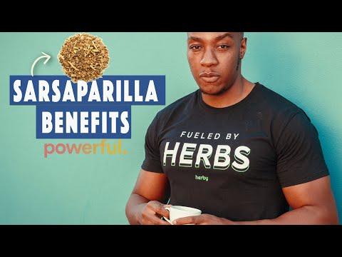 4 BENEFITS OF SARSAPARILLA (& concerns)   Powerful!