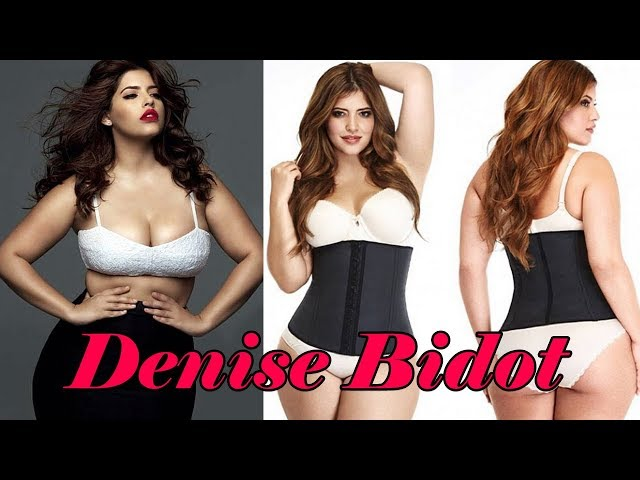 Denise Bidot - Famous Plus Size Model With Beautiful Face And Curvy | No Wrong Way Body