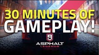 Asphalt 9: Legends 🔥🚘🔥 First 30 Minutes Gameplay, No VO!