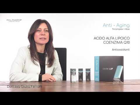 SKIN UP® Formula Anti-aging by PHIL PHARMA® Laboratories