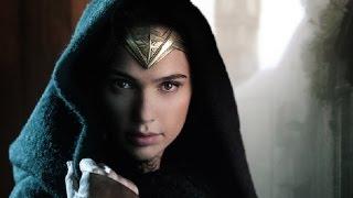 Чудо-женщина (2017)— русский трейлер