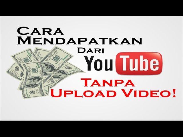youtube tanpa upload