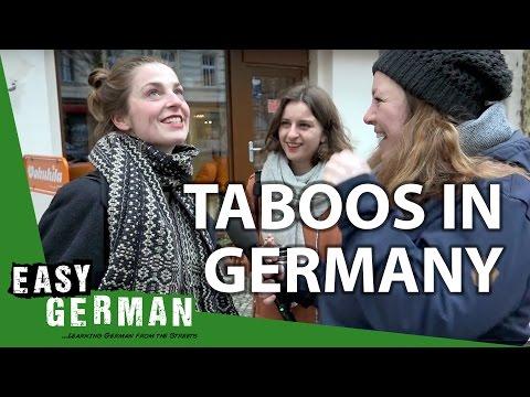 Taboos in Germany | Easy German 187