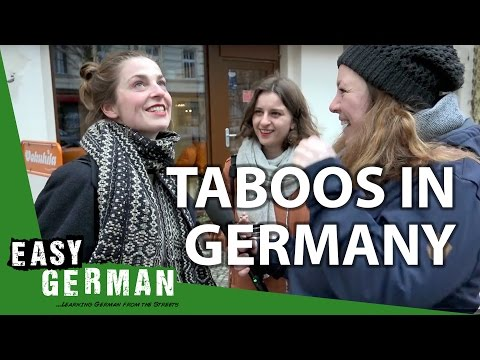 Taboos in Germany | Easy German 187