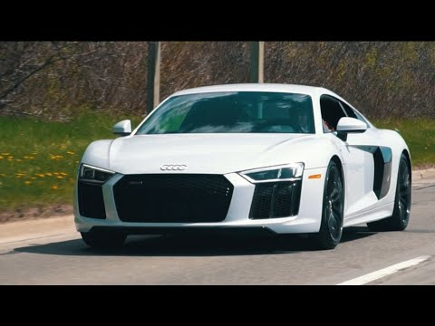 The Perfect Daily Drivable Supercar! | 2018 Audi R8 V10 Review