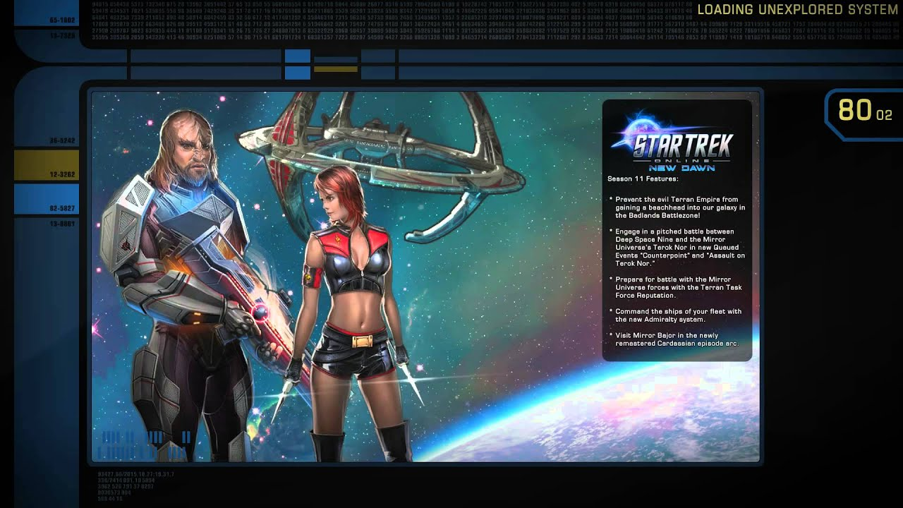 Star trek online new dawn release date