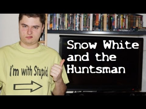 SNOW WHITE AND THE HUNTSMAN (Rupert Sanders) / Playzocker Reviews 4.77