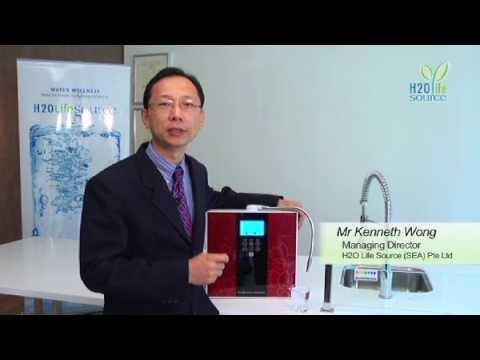 KYK Alkaline Water - H2O Life Source in Singapore