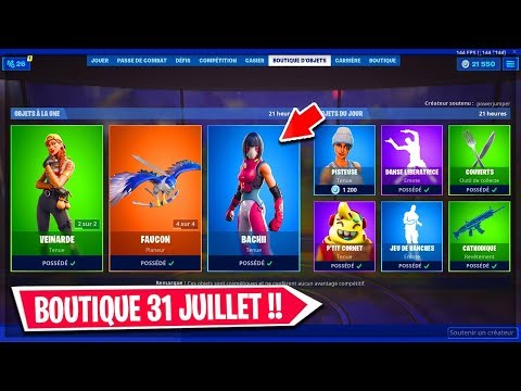 boutique-fortnite-du-31-juillet-2019-!-item-shop-fortnite-31-july-2019-!