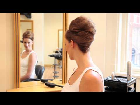How To Create Beehive Hairstyle Beehive Hair Tutorial