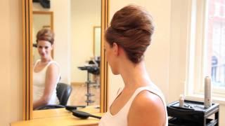 Arı kovanı saç modeli oluşturmak için nasıl : Beehive saç öğretici