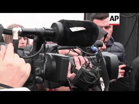 Ally of imprisoned former PM Yulia Tymoshenko freed from jail