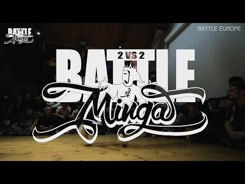 Battle of Minga 2016: B-Boy Trip (Lord Z & Soulex ) vs. The TRIBE (Toschkin & Artform) - Top 16 - 1