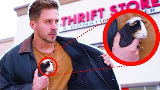 Buying Our Own Strange Items at Thrift Stores!