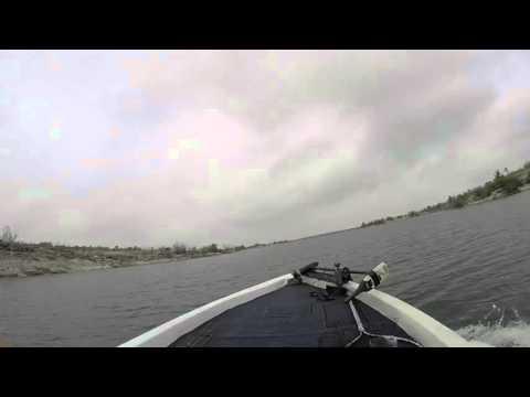 Bass Fishing Lake Amistad Youtube