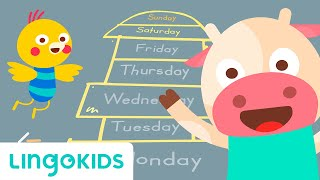 Days of the Week - Song for Kids | Lingokids - School Readiness for Kids