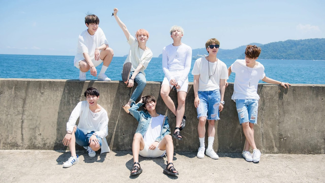 Bts Bangtan Sonyeondan Wallpaper Full Hd Free Download Youtube