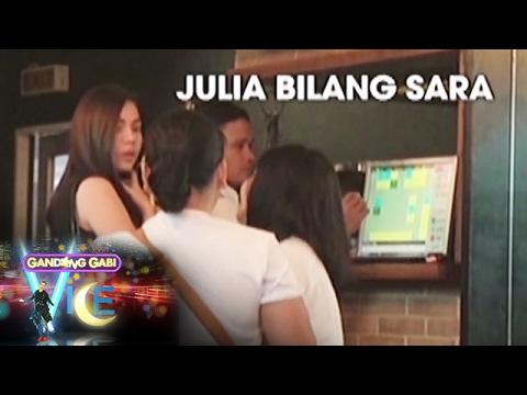 GGV: Sara and Kara fan prank